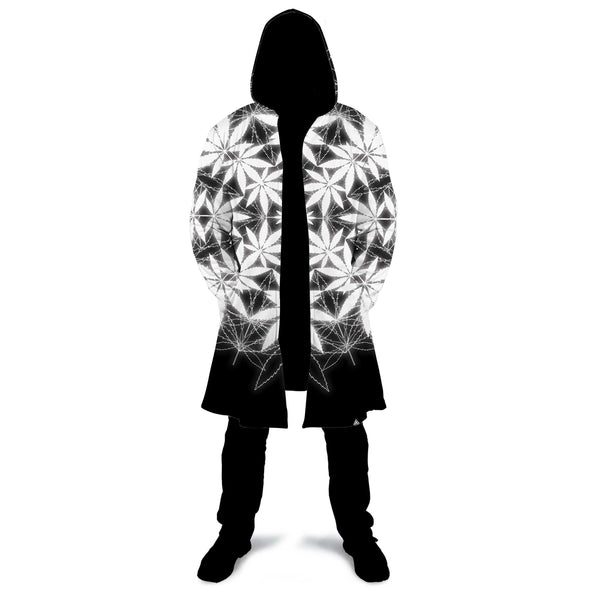 HIGH TIMES ZIP UP CLOAK
