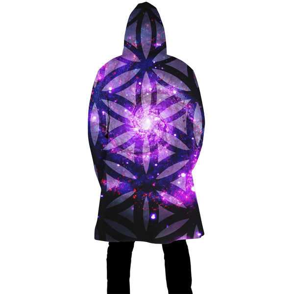INVENT SPACE ZIP UP CLOAK
