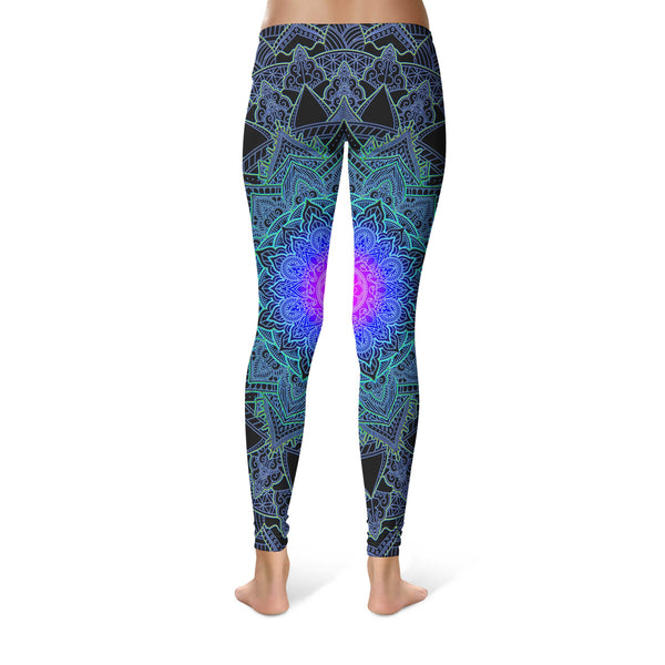 MANDALA LOVE LEGGINGS