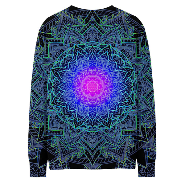 MANDALA LOVE SWEATSHIRT