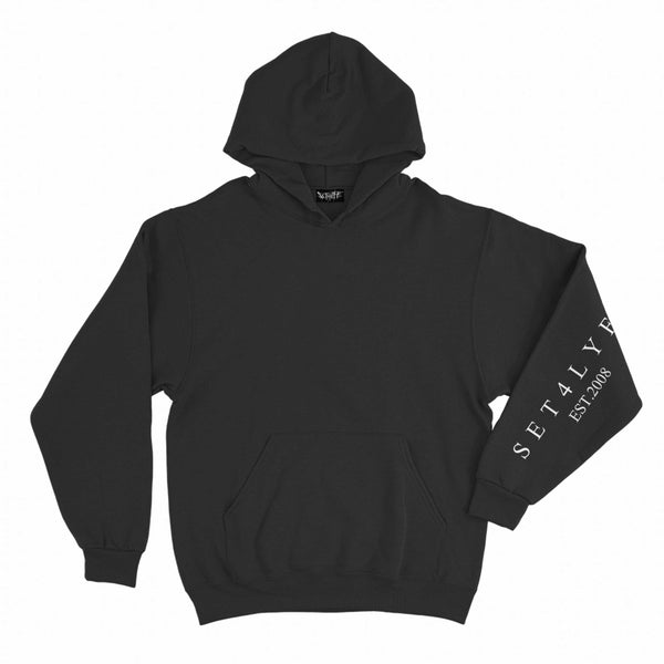 MATHEMATICAL GRAPHIC HOODIE