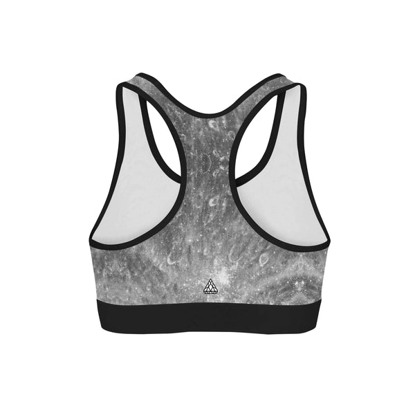 MOON VIEWS SPORTS BRA