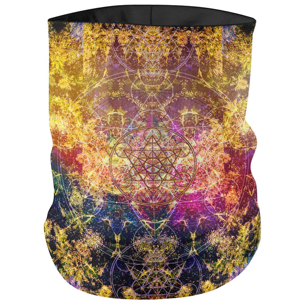 PINEAL METATRON BANDANA MASK