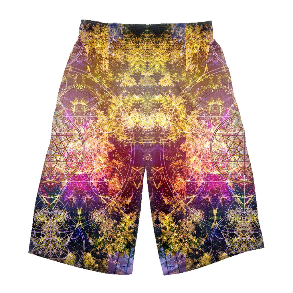 PINEAL METATRON LONG SHORTS