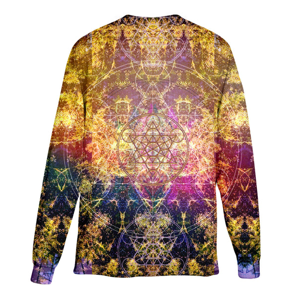PINEAL METATRON LONG SLEEVE T