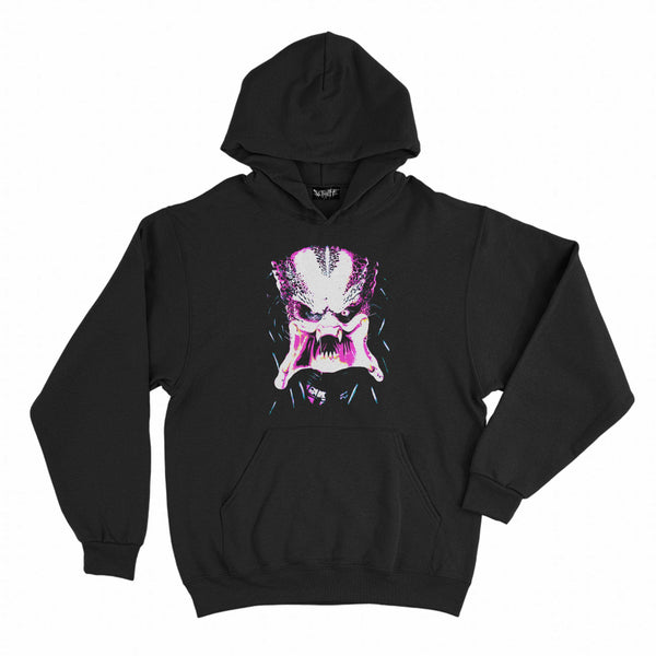 PINK PRED GRAPHIC HOODIE
