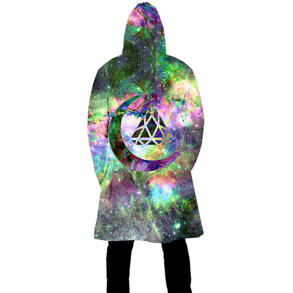 PLEASURE MOON ZIP UP CLOAK