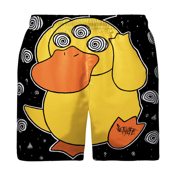 PSYDUCK SWIM TRUNKS