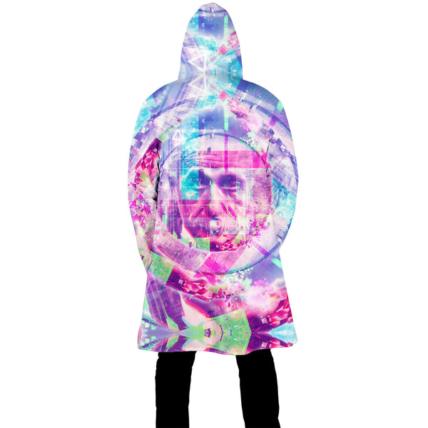RAVETIVITY ZIP UP CLOAK