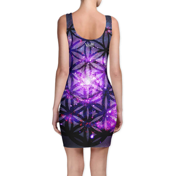 SACRED SPACE BODYCON DRESS
