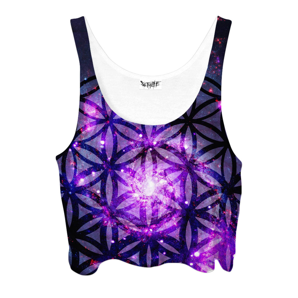 SACRED SPACE CROPTOP