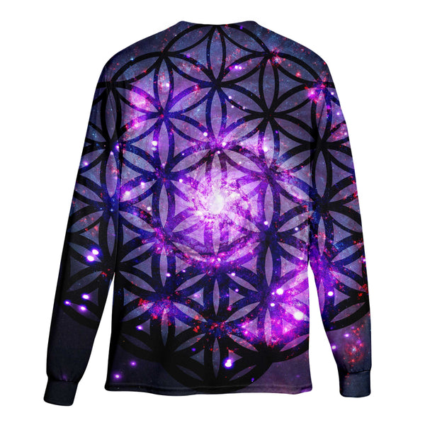 SACRED SPACE LONG SLEEVE T