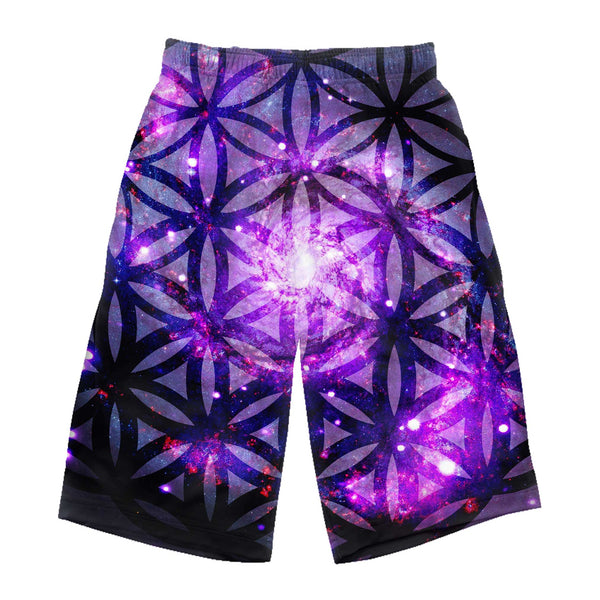 SACRED SPACE LONG SHORTS