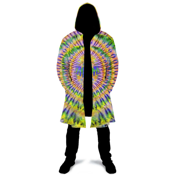 SHAMBHALA SPIRIT SHIELD ZIP UP CLOAK