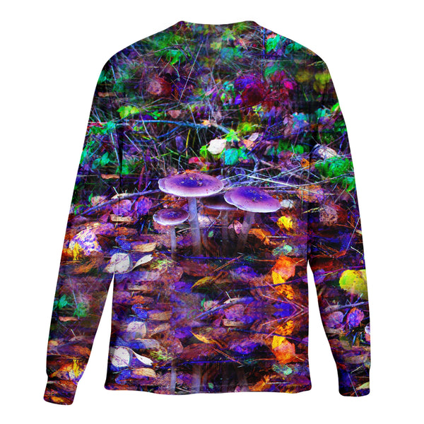 SHROOMZ LONG SLEEVE T