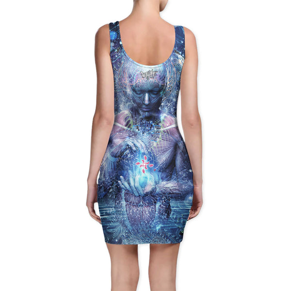 SILENCE SEEKERS BODYCON DRESS