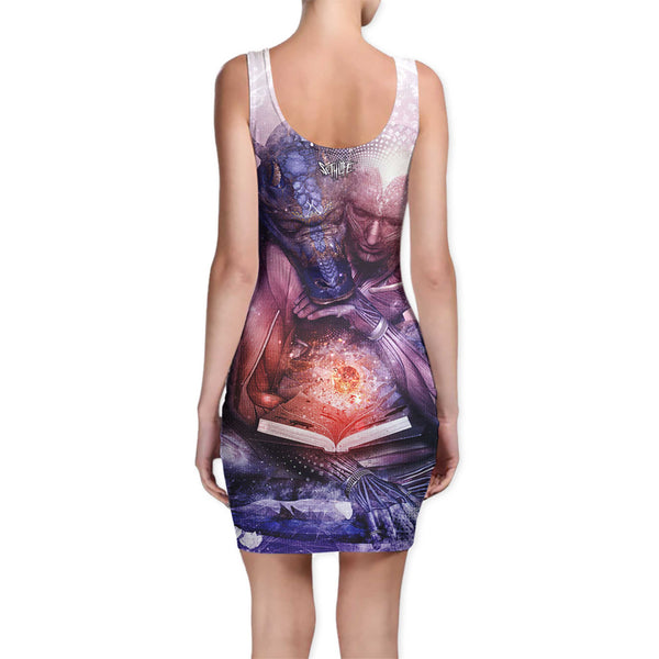 SOULMATES BODYCON DRESS