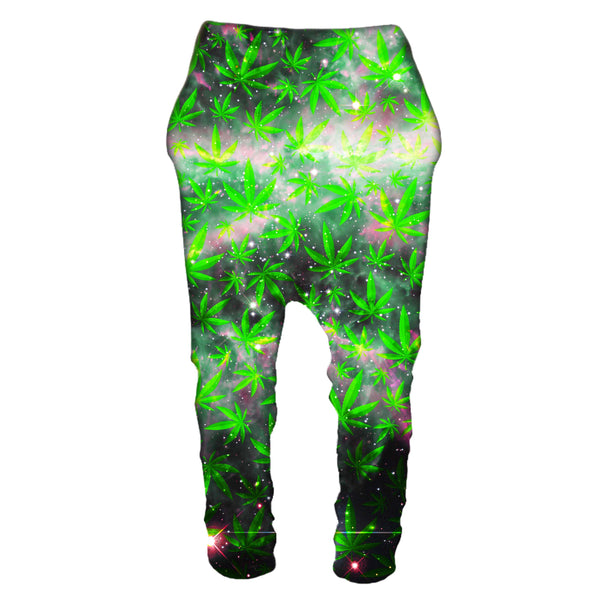SPACE GANJA DROP PANTS
