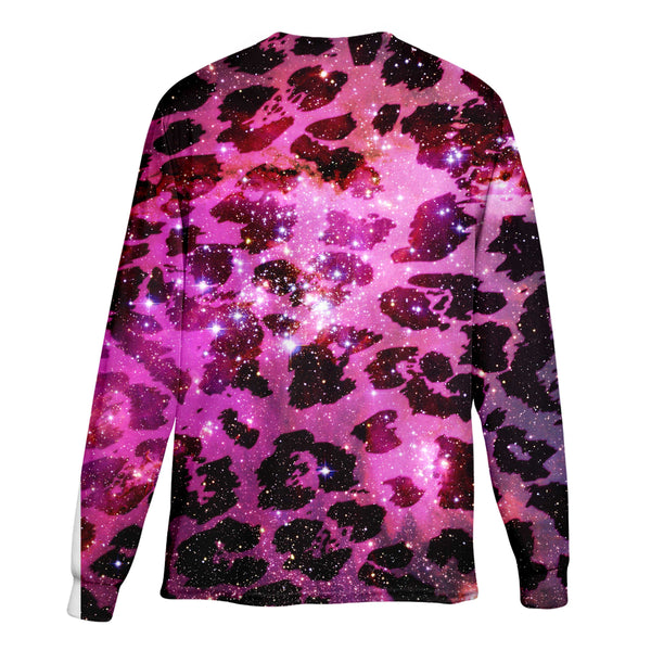 SPACE LEOPARD LONG SLEEVE T
