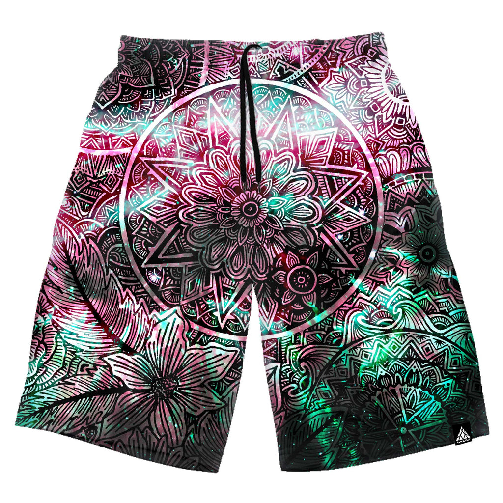 STAR MANDALA VIBE SHORTS