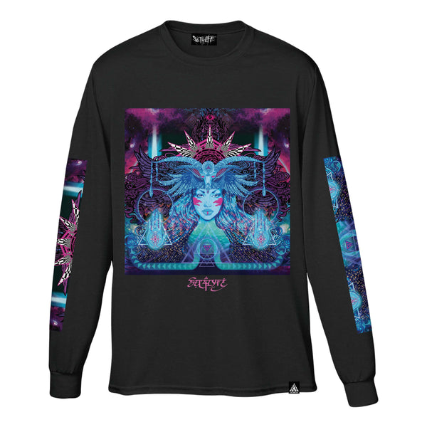 TECHNOLOGY GRAPHIC LONG SLEEVE T