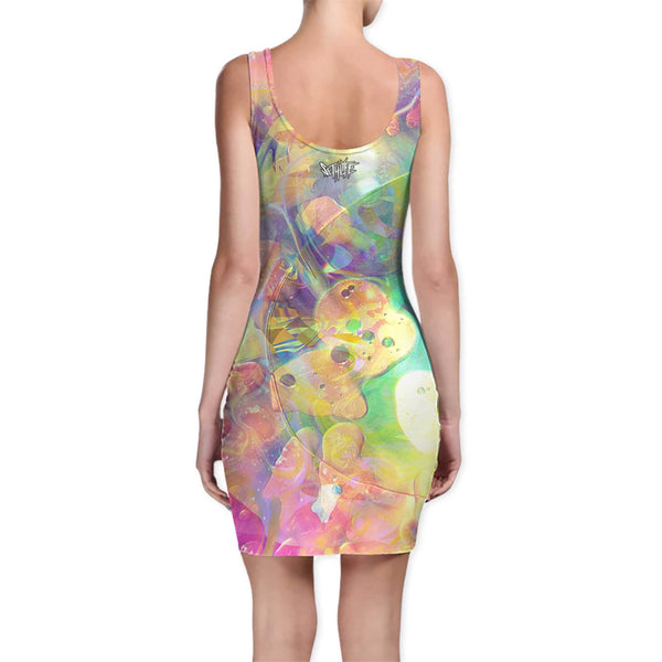 THIS IS MY PARTY BODYCON DRESS