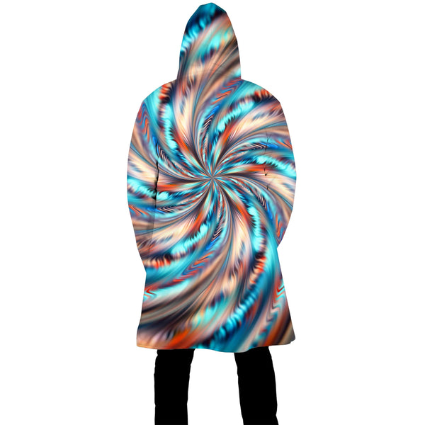 TWIST ZIP UP CLOAK