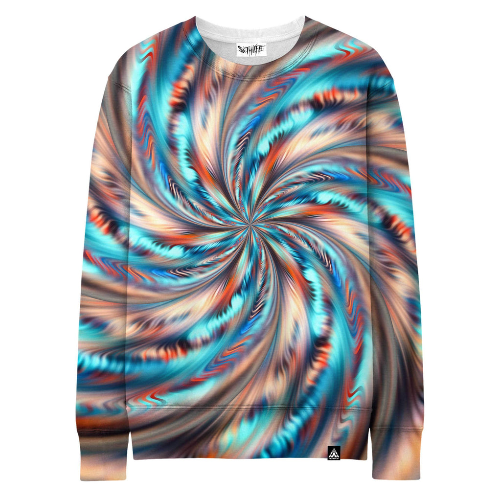 TWIST SWEATSHIRT