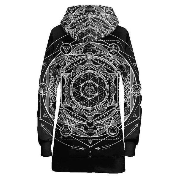 ESOTERIC HOODIE DRESS-Set 4 Lyfe Apparel