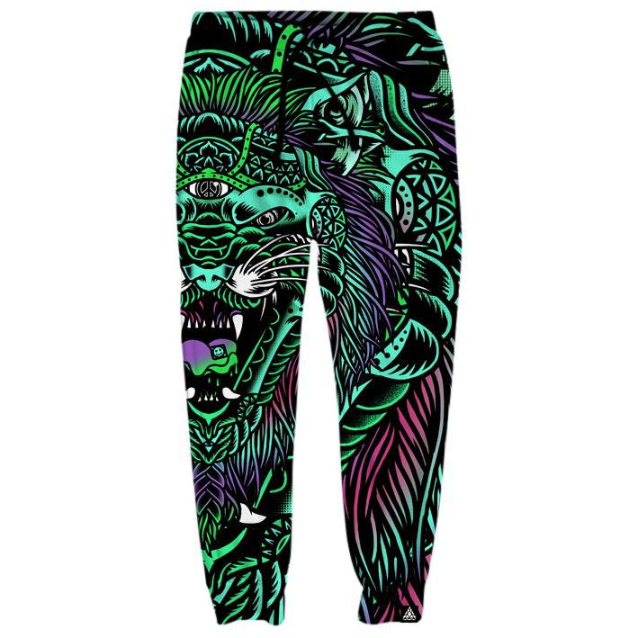 Set 4 Lyfe - ACID TIGER JOGGERS - Clothing Brand - Joggers - SET4LYFE Apparel
