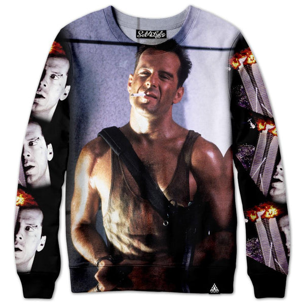 BEST CHRISTMAS MOVIE SWEATSHIRT