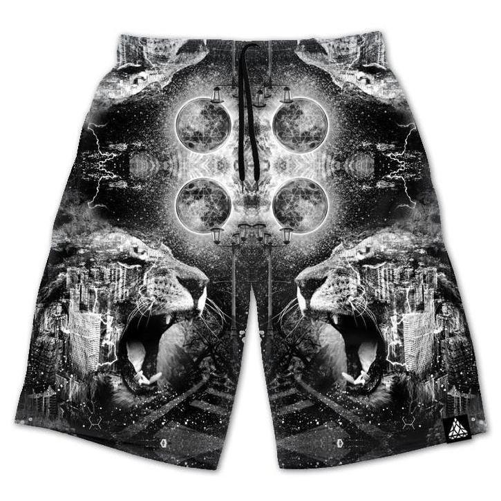 CONCRETE JUNGLE SHORTS (Clearance)
