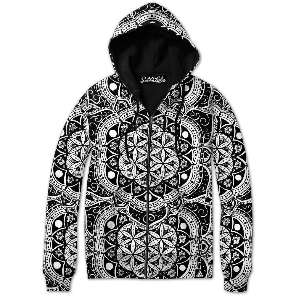 ENTITY ZIP UP HOODIE (Clearance)