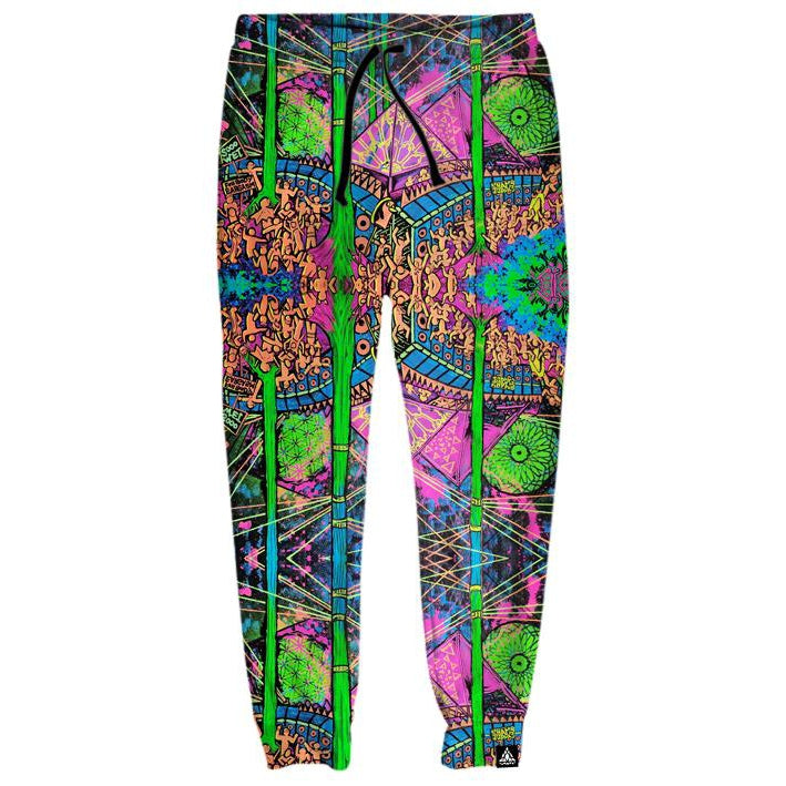 Set 4 Lyfe / Ryan Weisser - FOREST FRIENDS JOGGERS - Clothing Brand - Joggers - SET4LYFE Apparel