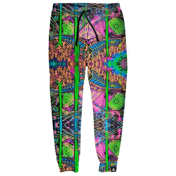 FOREST FRIENDS JOGGERS-Set 4 Lyfe Apparel