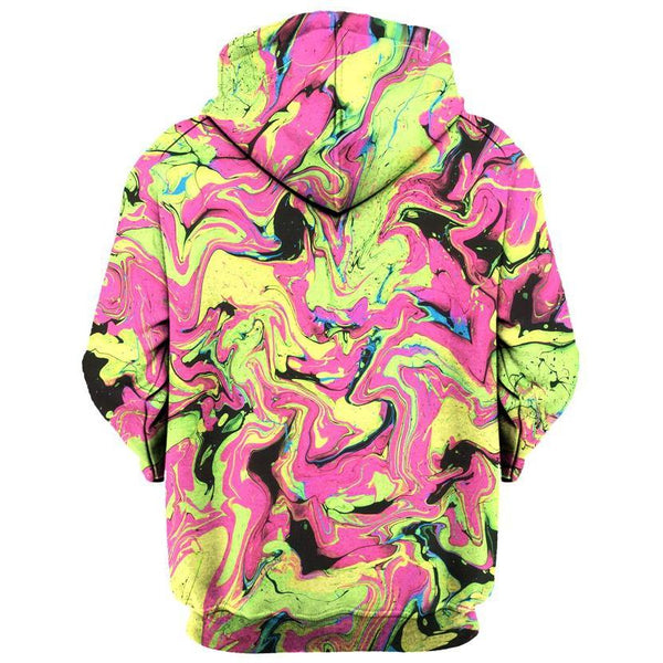 FREESTYLE ZIP UP HOODIE (Clearance)