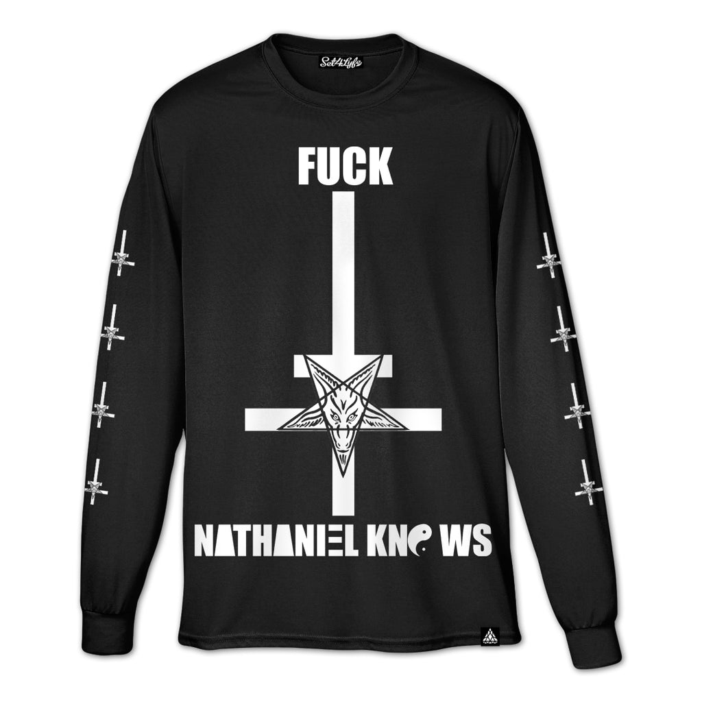 HEAVY METAL DARK LONG SLEEVE T