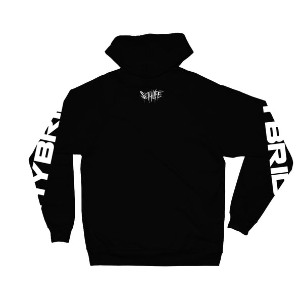 HYBRID TRAP GRAPHIC HOODIE