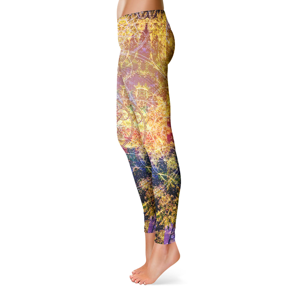 PINEAL METATRON LEGGINGS