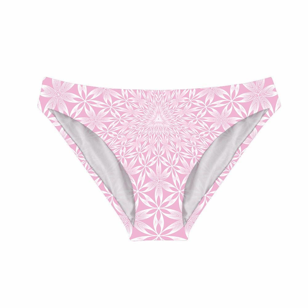 Set 4 Lyfe - PORT PINK UNDERWEAR - Clothing Brand - Womens Underwear - SET4LYFE Apparel