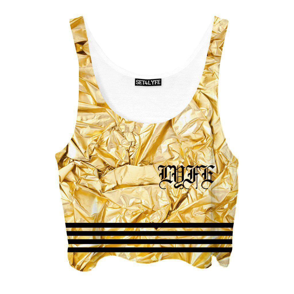Set 4 Lyfe / Mattaio - SQUAD CROPTOP - Clothing Brand - Croptop - SET4LYFE Apparel