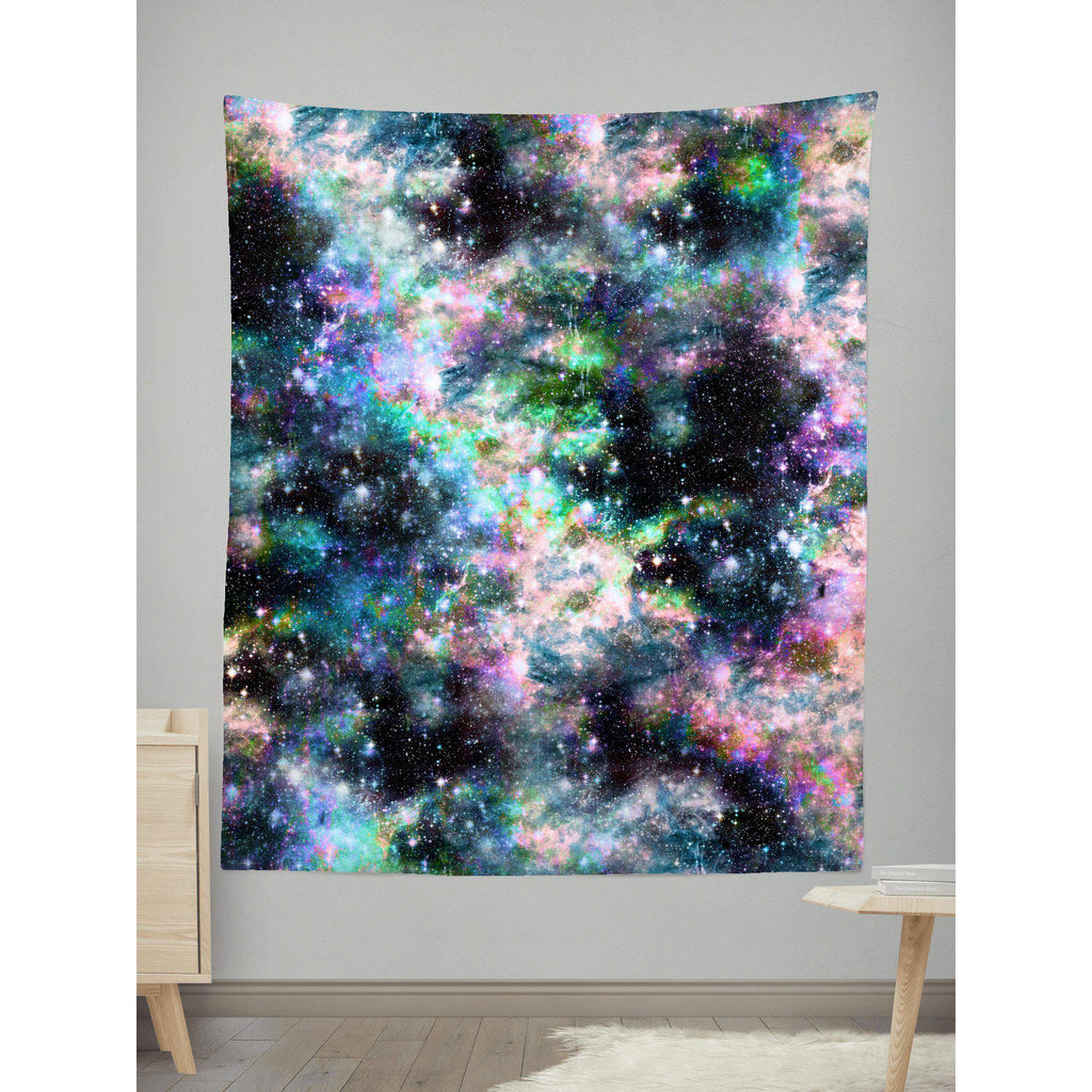 STRANGE GALAXY TAPESTRY-Set 4 Lyfe Apparel