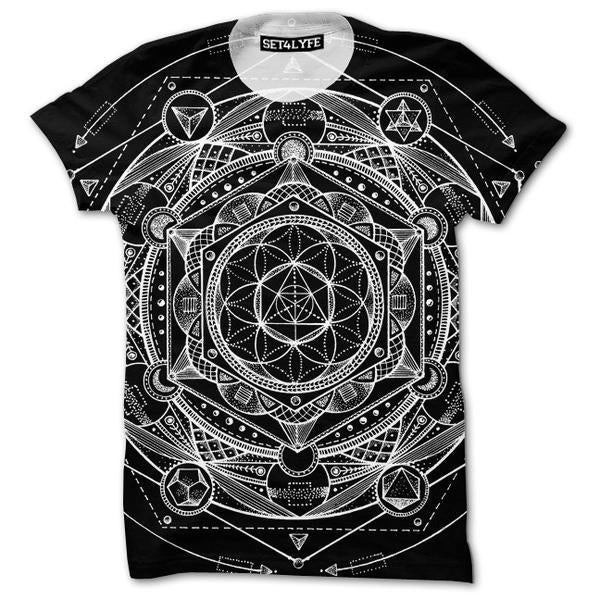 ESOTERIC DARK T - READY TO SHIP-Set 4 Lyfe Apparel
