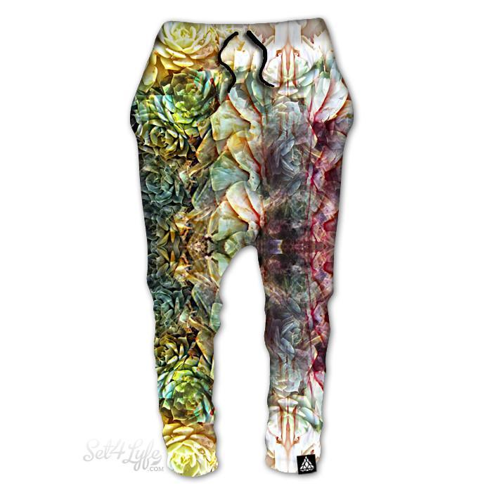 Set 4 Lyfe / DAQUALIA - FASCINATION DROP PANTS - Clothing Brand - Drop Pants - SET4LYFE Apparel