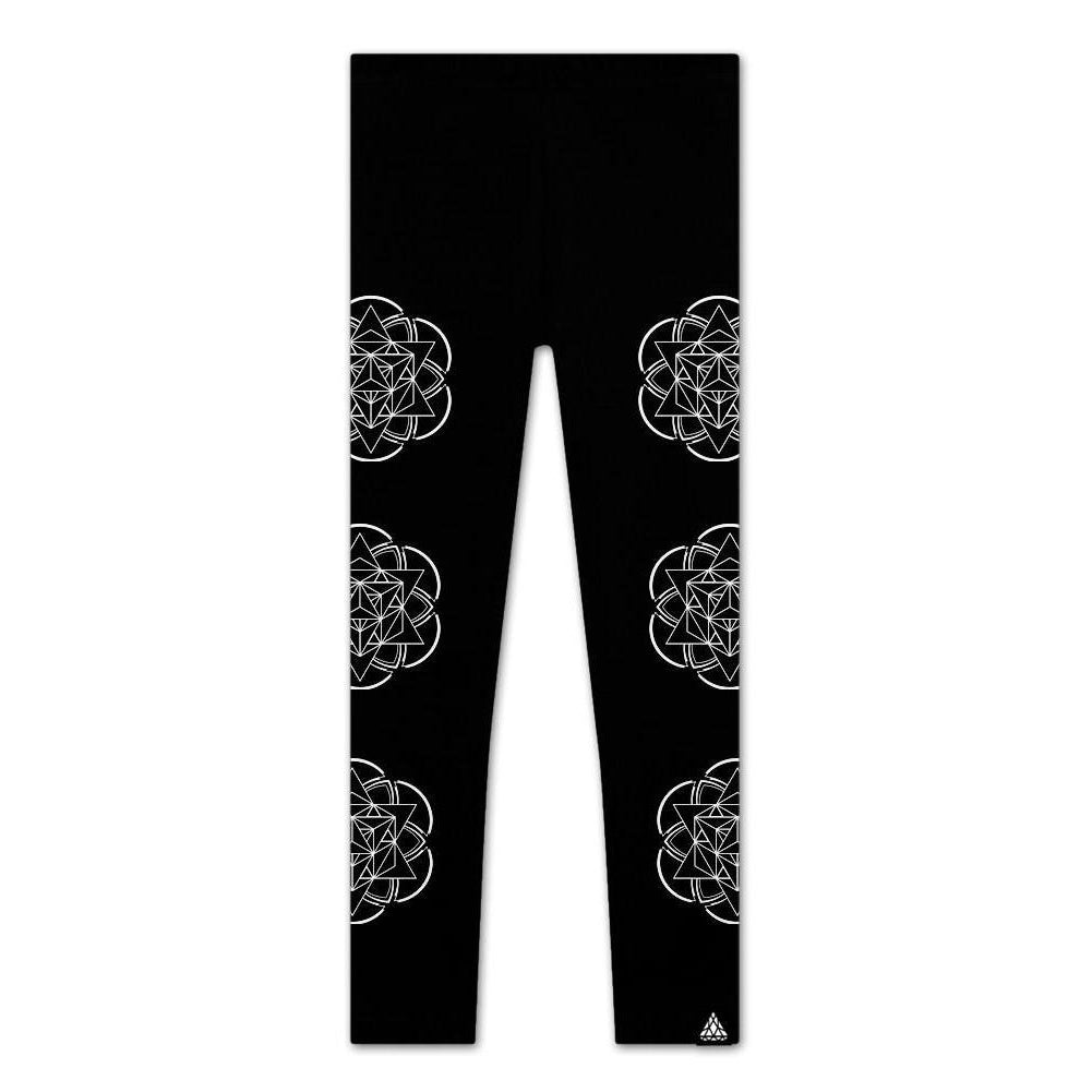 Set 4 Lyfe / Rooz Kashani - METATRONS MANDALA LEGGINGS - Clothing Brand - Leggings - SET4LYFE Apparel