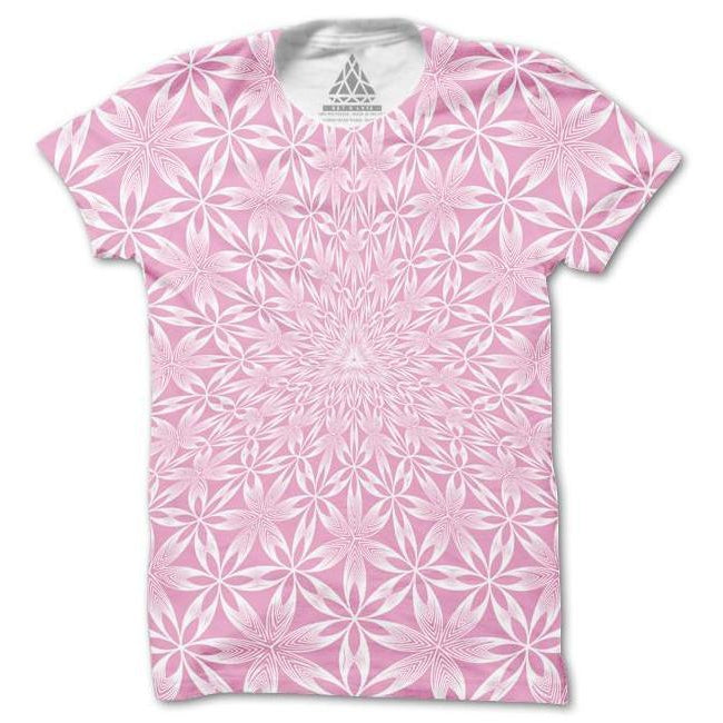 Set 4 Lyfe / Rooz Kashani - PORT PINK T - Clothing Brand - Premium Tee - SET4LYFE Apparel