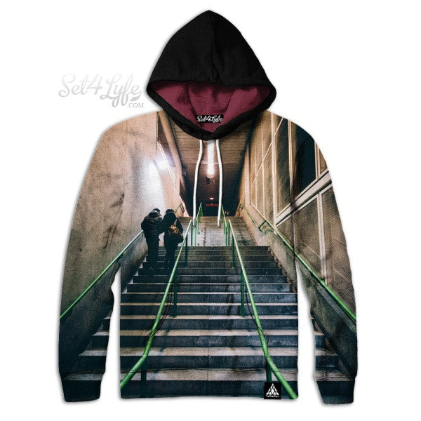STEPS HOODIE Set 4 Lyfe / Brandon Artis Photo Finish
