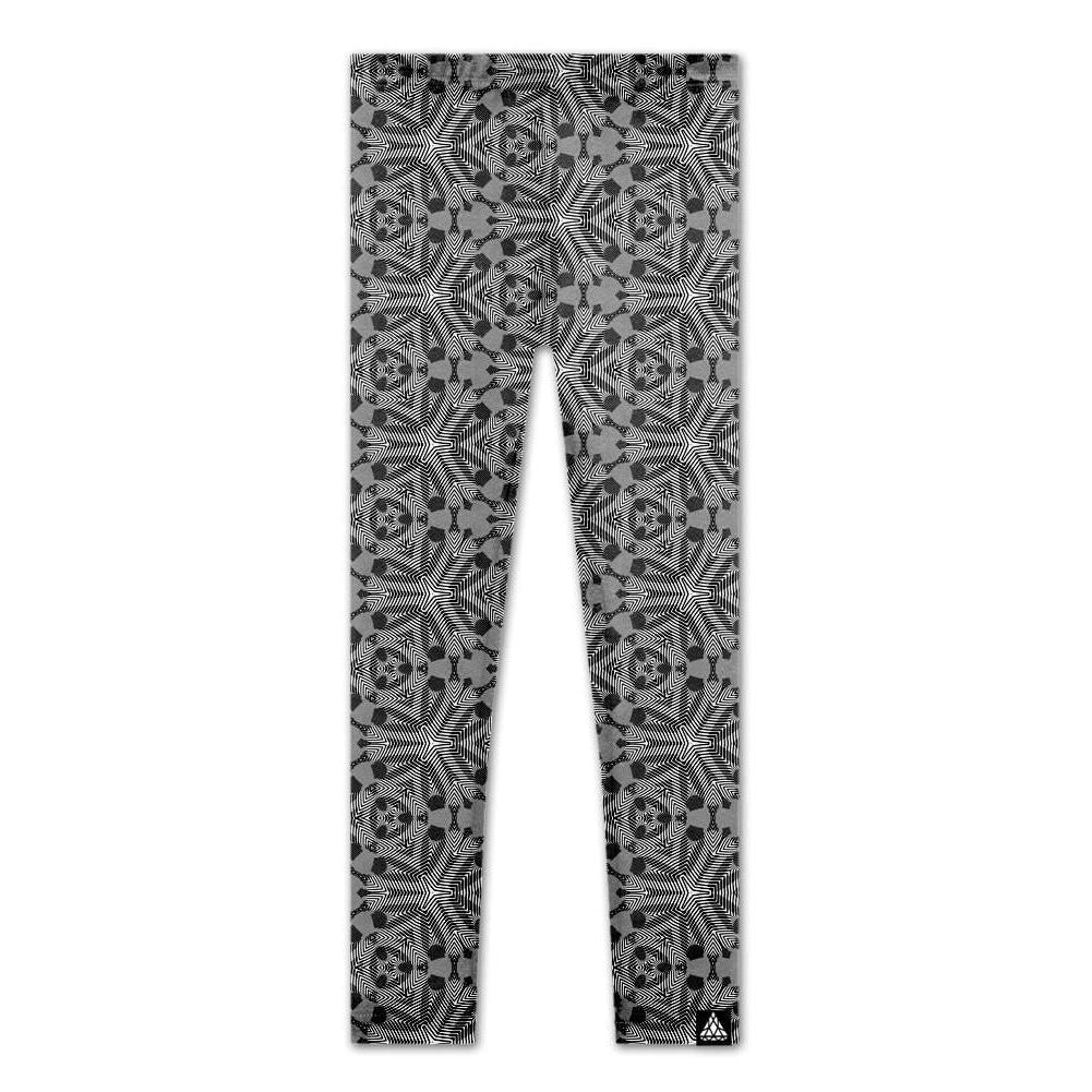 Set 4 Lyfe / Cassady Bell - TRIANGULATION LEGGINGS - Clothing Brand - Leggings - SET4LYFE Apparel