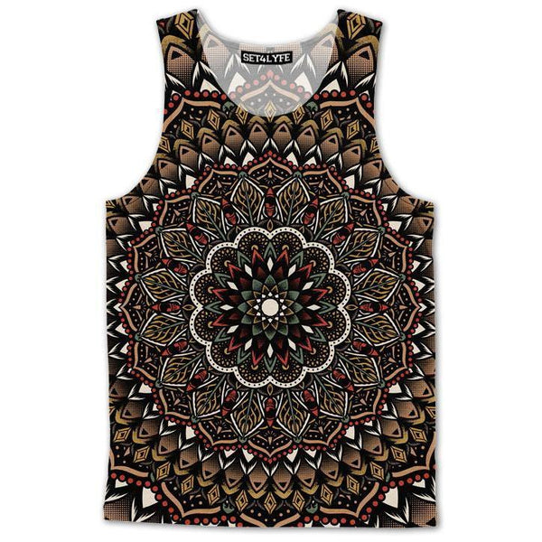 YANTRA TANKTOP-Set 4 Lyfe Apparel