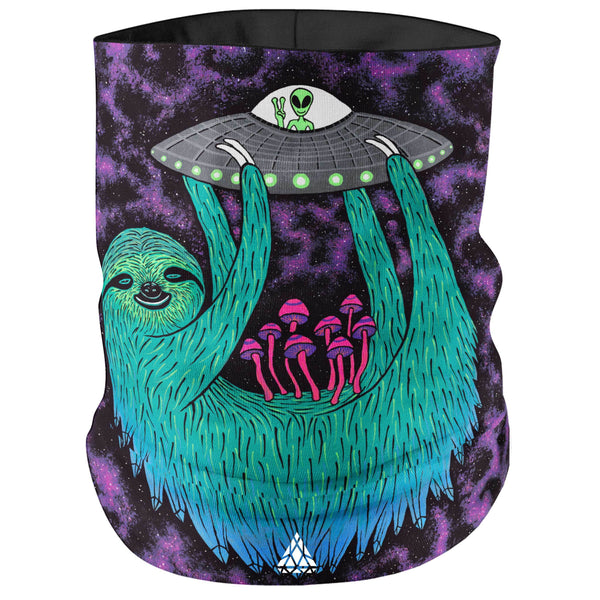 SLOTH ABDUCTION BANDANA MASK